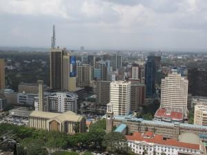 Nairobi Zentrum