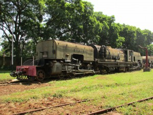 Garret-Lokomotive
